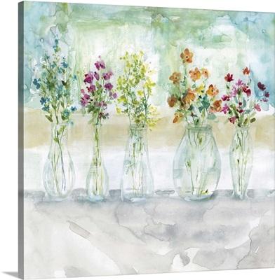 Color Wash Bouquet