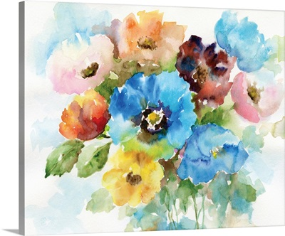 Color Wheel Bouquet II