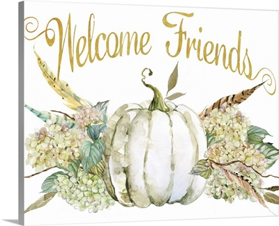 End of Summer Welcome Friends