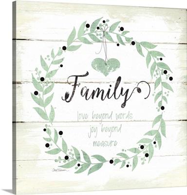 Family Love Joy