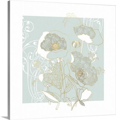 Filigree Floral I