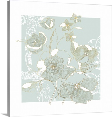 Filigree Floral II