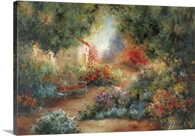 Garden in Arles