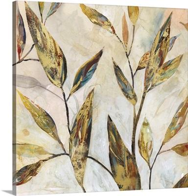 Gilded Leaves II