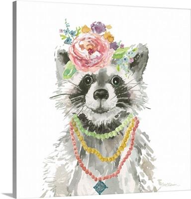 Glamour Girls Raccoon