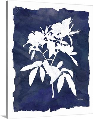 Indigo Botanical I