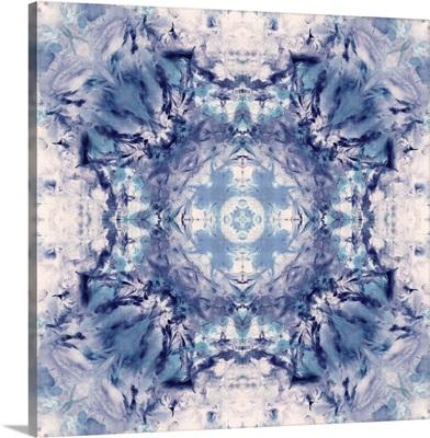 Indigo Gem Kaleidoscope II