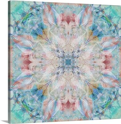 Kaleidoscope Feathers