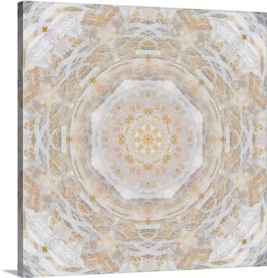 Light Metallic Kaleidoscope II