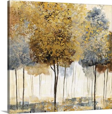 Metallic Forest I