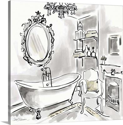 Opulent Bath II