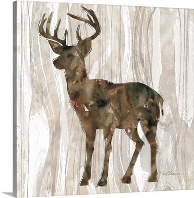 Pine Forest Deer