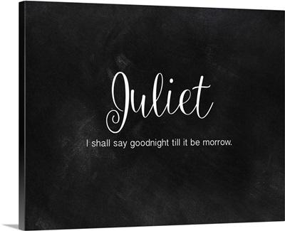 Romeo and Juliet II