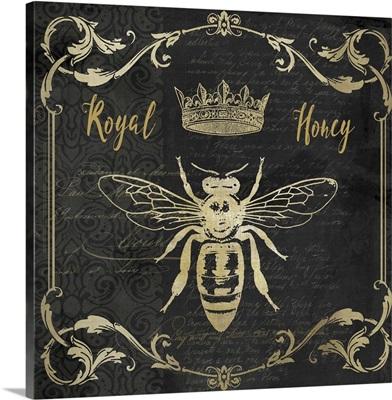 Royal Honey Bee I