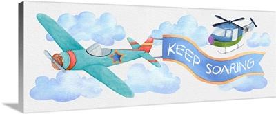 Soar Airplane