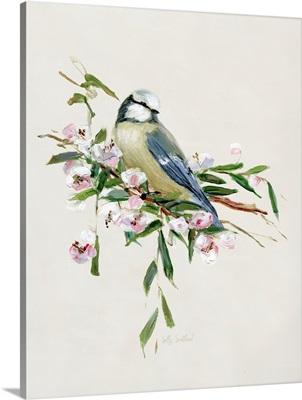 Spring Song Blue Bird
