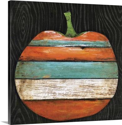 Striped Pumpkin
