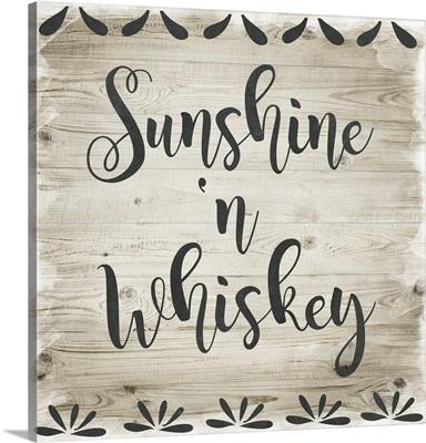 Sunshine n' Whiskey