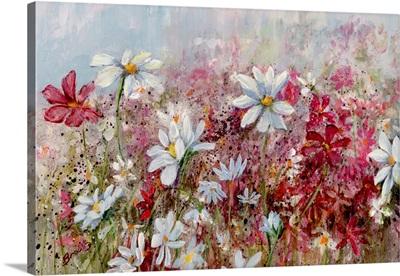 Wildflower Fance