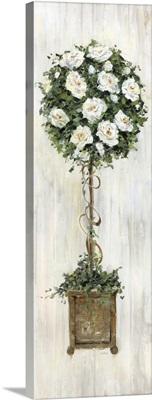 Woodgrain Topiary