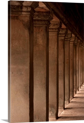 Angkor Wat Columns