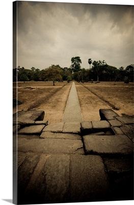 Angkor Wat Pathway
