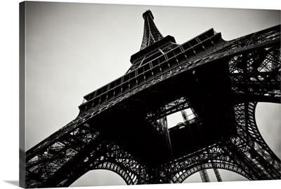 Beneath the Eiffel Tower I