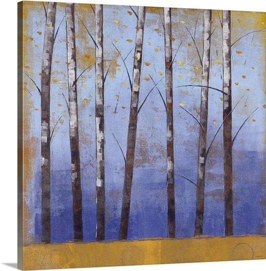 Birch Trees II