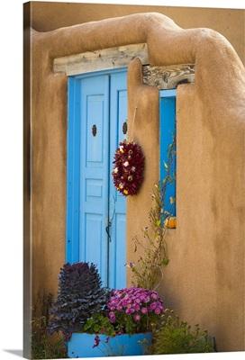 Blue Door IV