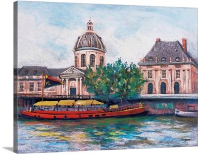 Boats In Paris II