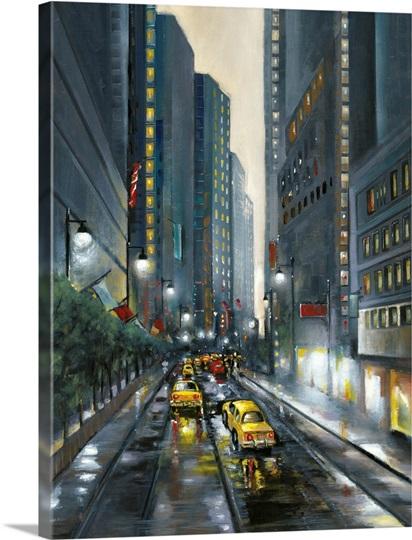 City Street II