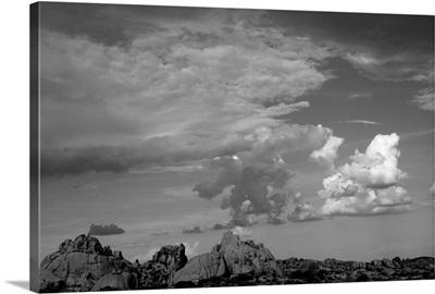 Clouds in Joshua Tree I