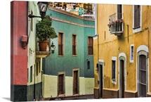 Colorful Street I