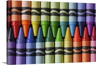 Crayons of a Rainbow II