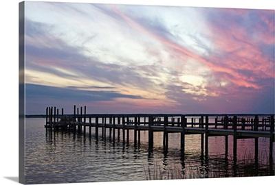 Dockside Sunset 3