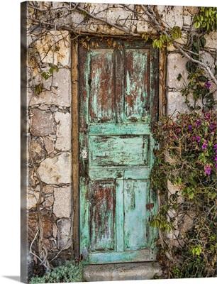 Doorway in Mexico II