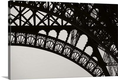 Eiffel Tower Latticework III
