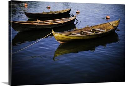 Fishing Boats I