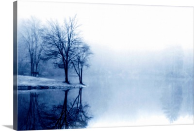 Fog on the Lake III