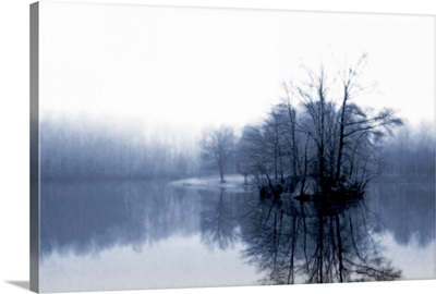 Fog on the Lake IV