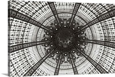 Galeries Lafayette III BW