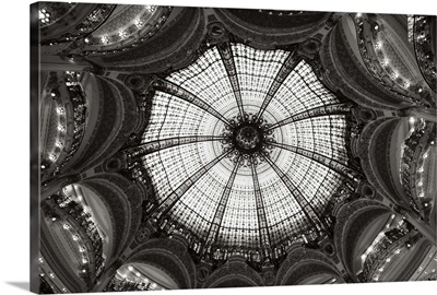 Galeries Lafayette IV BW