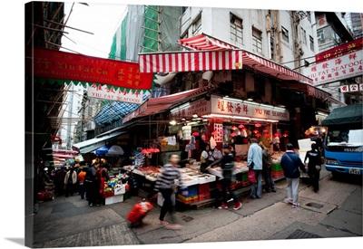 Graham Street Market I