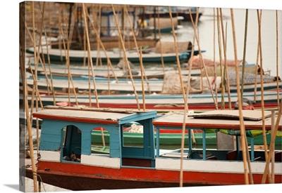 Laos Boats