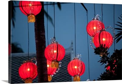 Laos Lanterns