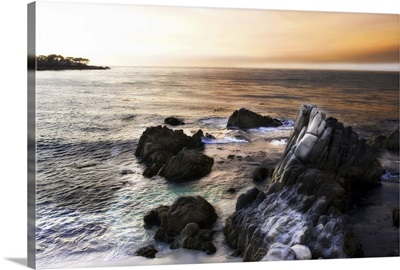 Lovers Point Sunset 1