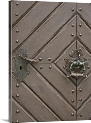 Nordlingen Castle Door II