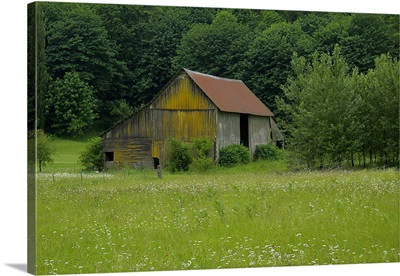 North Cascades Barn