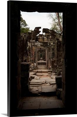 Preah Khan Doorway II