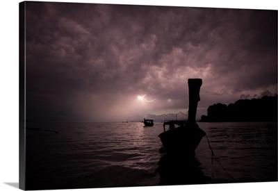 Railay Beach Lightning I